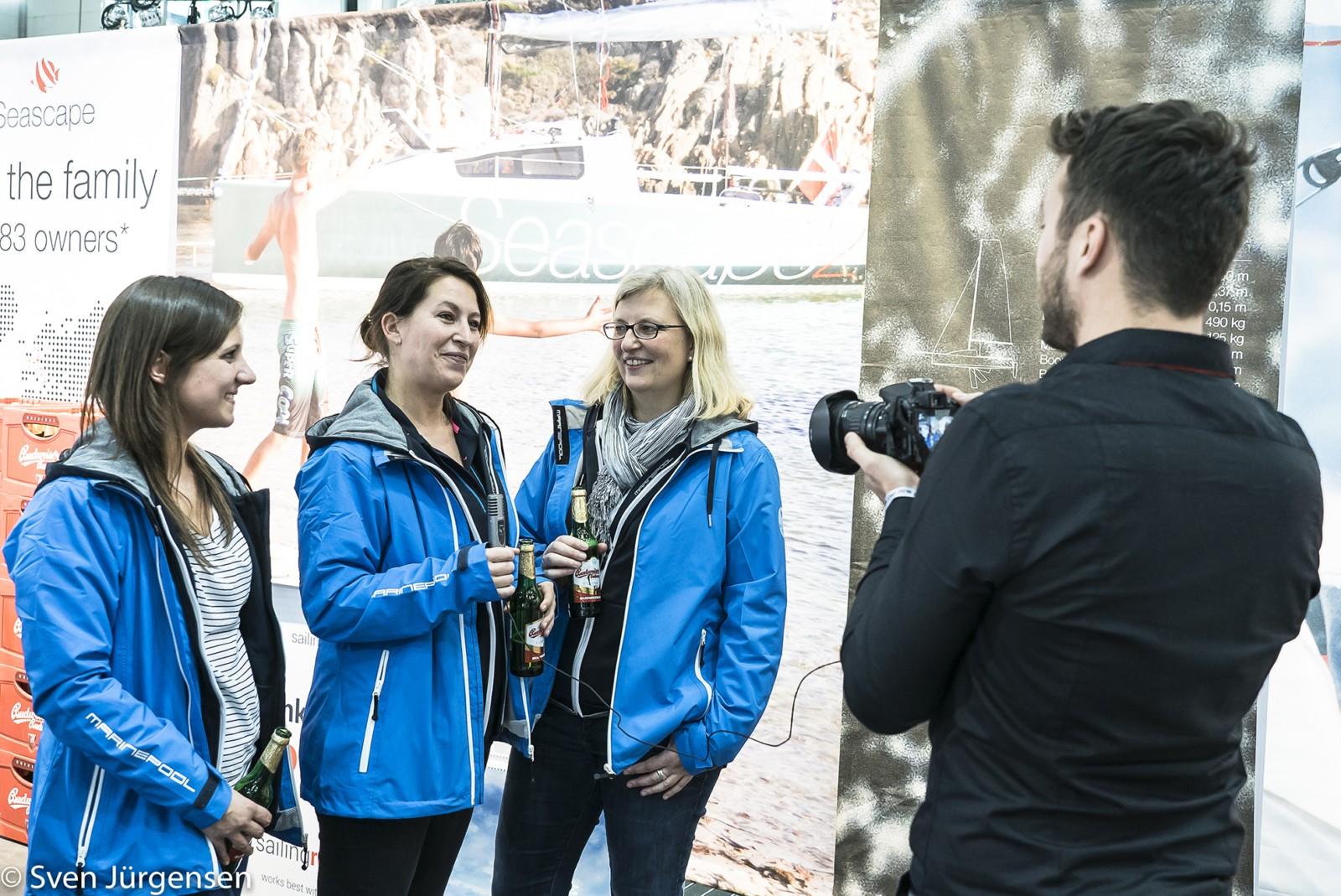 Medienpreis Helga Cup 2019: »Seglerinnen, zeigt Euch!«