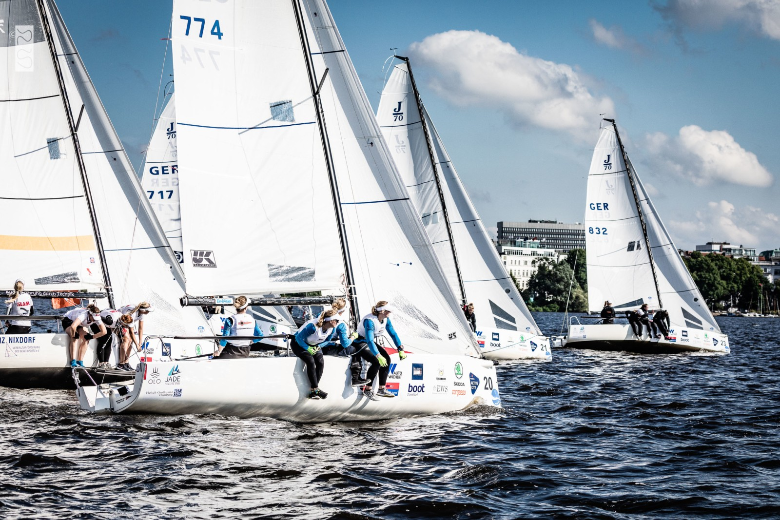 Helga Cup 2020 wird Quali-Event für Women's SAILING Champions League
